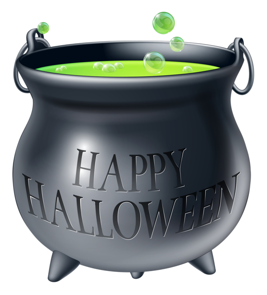 cauldron svg halloween