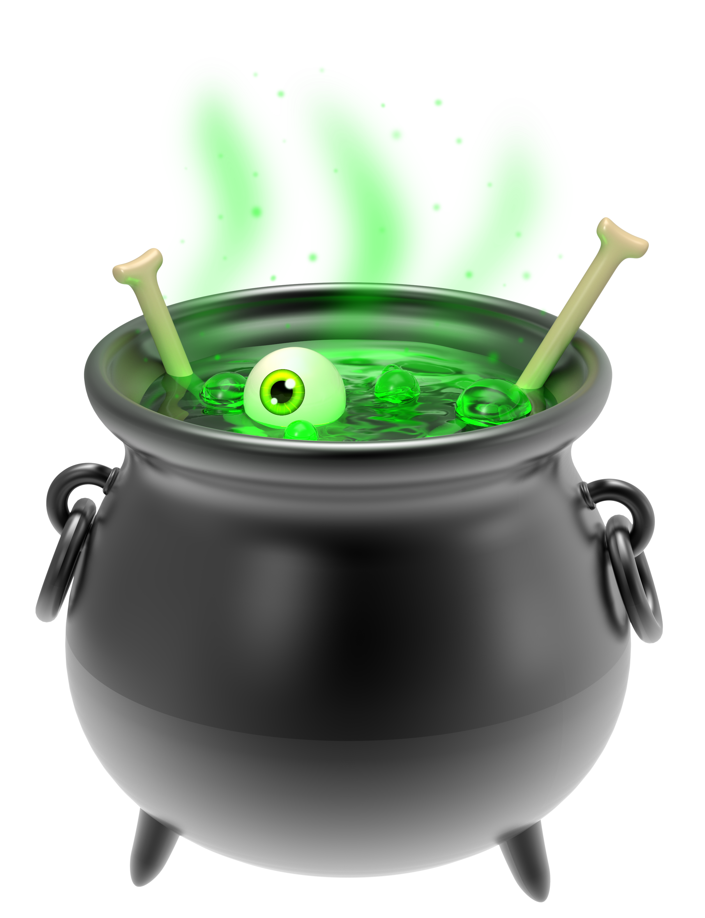 Witch cauldron png. Black clipart image gallery