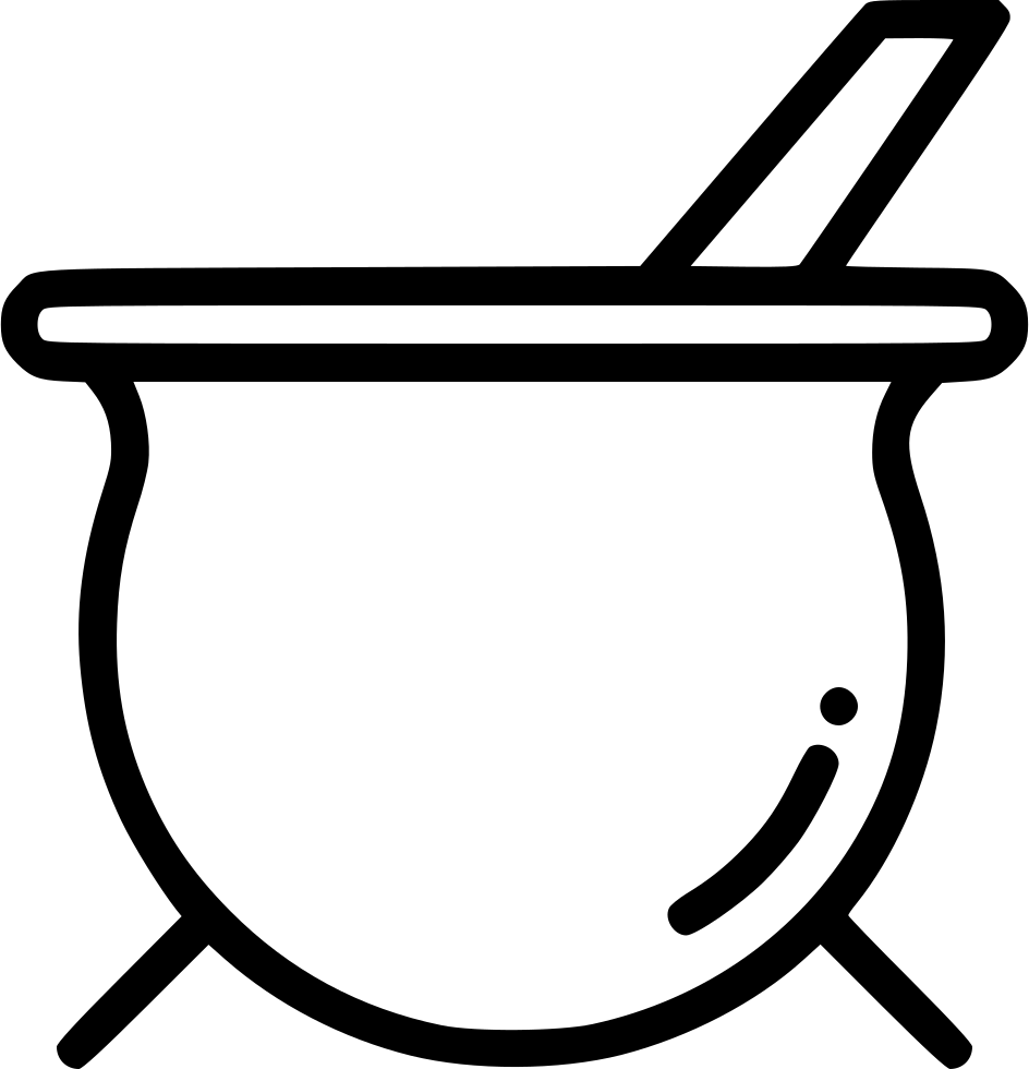 Cauldron svg stew. Pot soup cook png