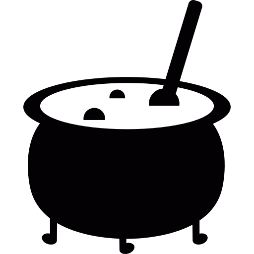 Cauldron svg outline. Witch png icon repo