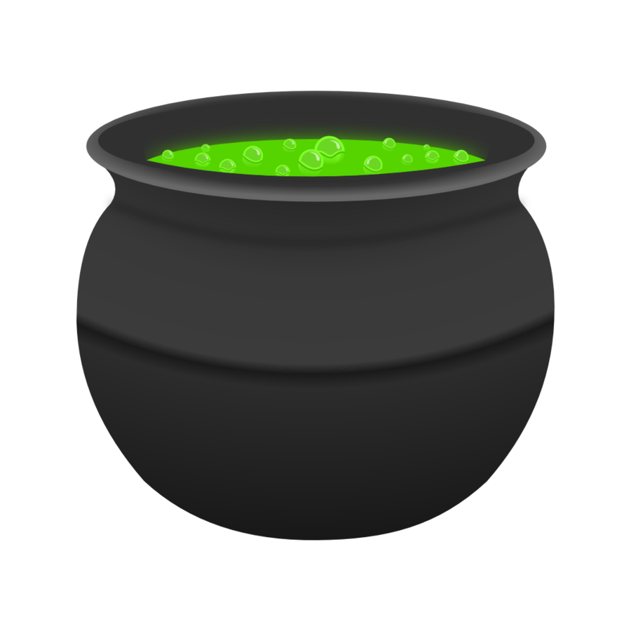 Cauldron vector gothic. By schmychael on deviantart