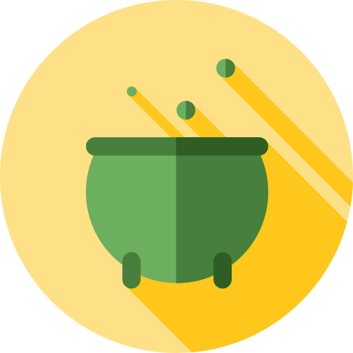 Png icon repo free. Cauldron vector green freeuse download