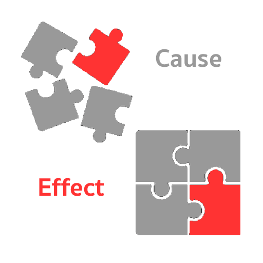 Cause and effect png. Education gateway nlp