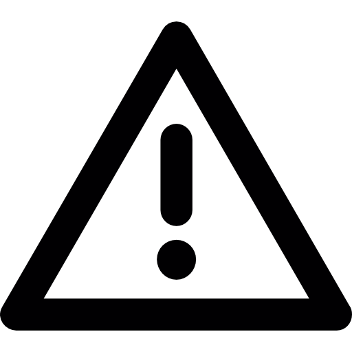 Wet floor caution sign icon png. Triangle warning icons free