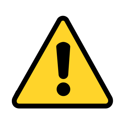 High voltage warning sign. Caution clipart transparent banner free download