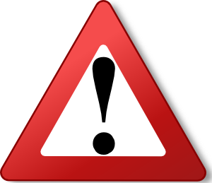 Warning sign clip art. Caution clipart jpg royalty free download