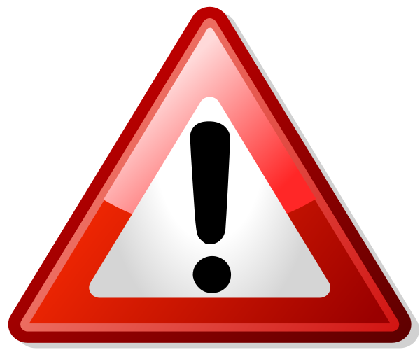 Caution sign png. Image kirby wiki fandom