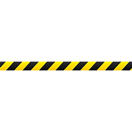 Tape vector png. Caution signs and police