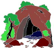 Cave Clipart | Clipart Panda - Free Clipart Images
