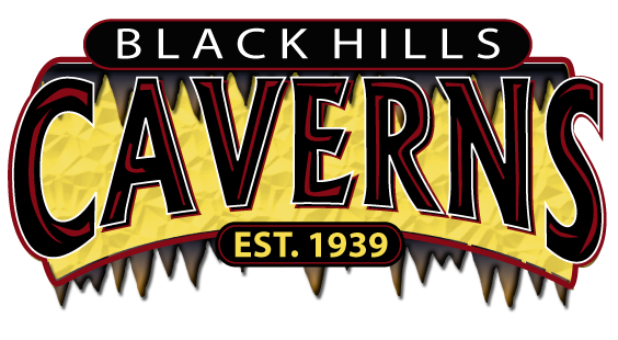 Black hills caverns . Cave clipart cavern clip black and white stock