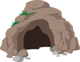 Collection of caves search. Cave clipart secret passage free library