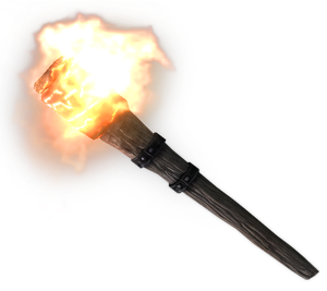 Cave torch png. Forallrubrics badge board moonkai