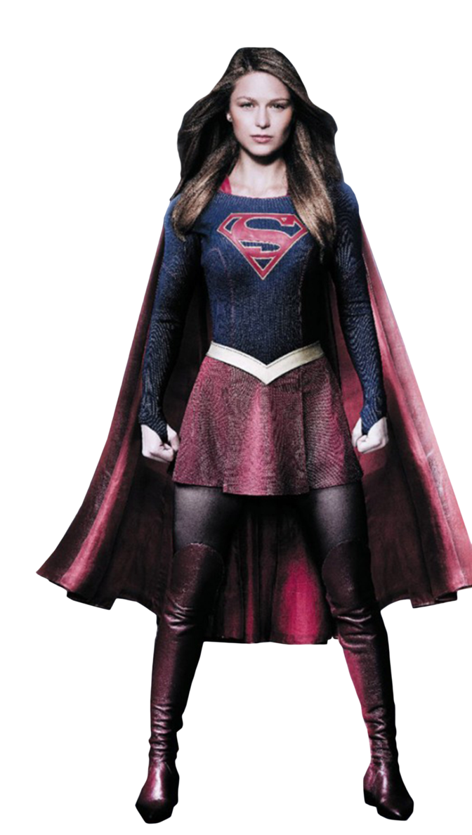 Cbs supergirl fan art png file. Cw by trickarrowdesigns on