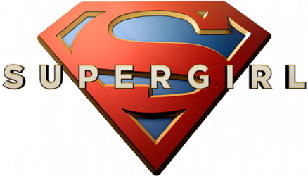 Supergirl title png. Logopedia fandom powered by