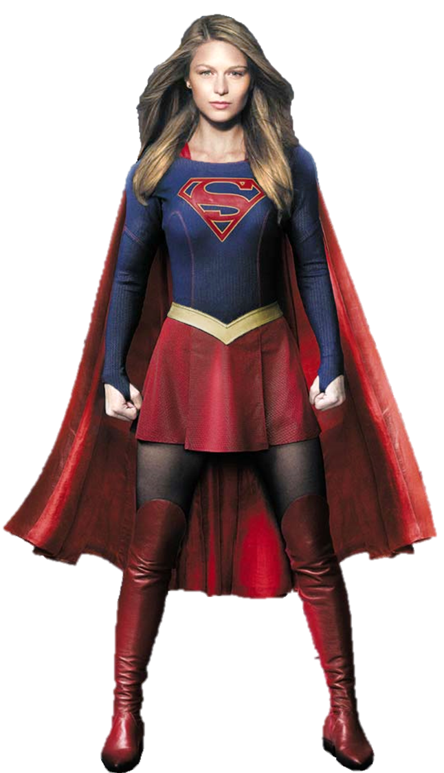 Supergirl transparent anime. Melissa benoist background by