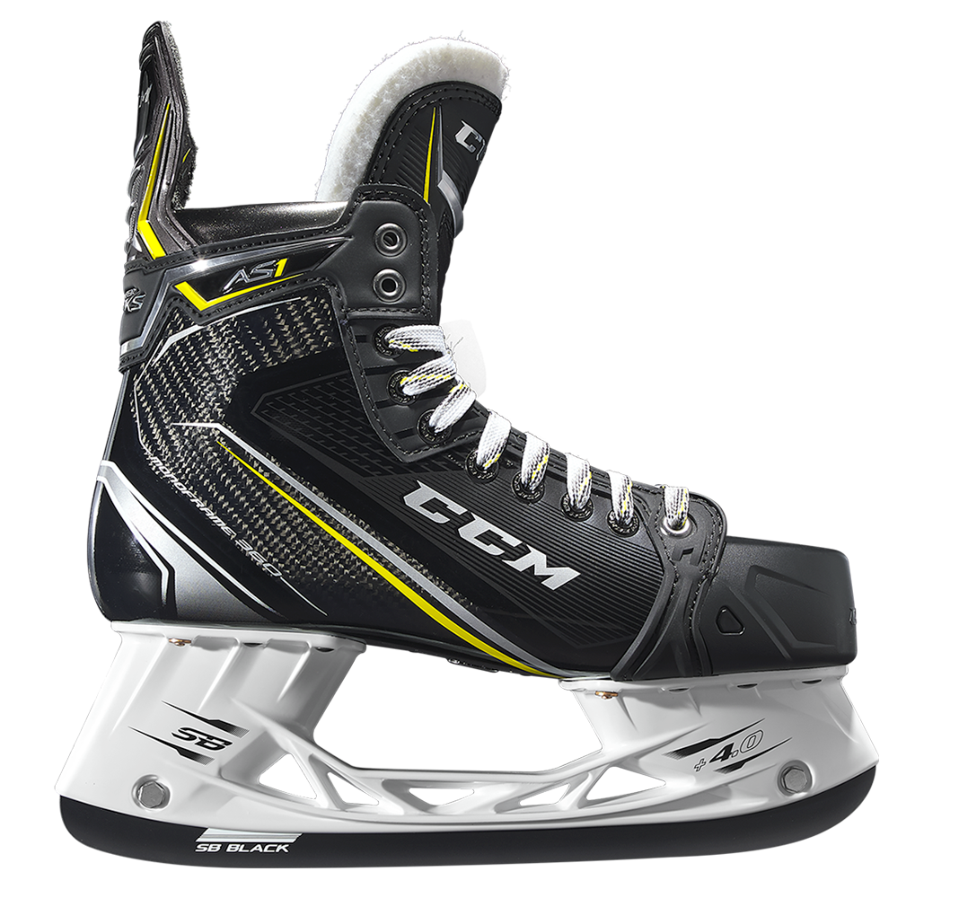 Ccm vector. High performance hockey equipment