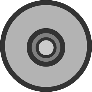 cd clipart public domain