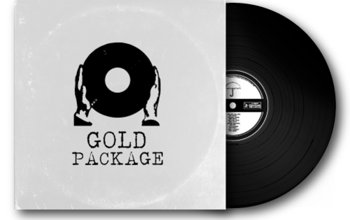 Cd packages png. Gold package gram