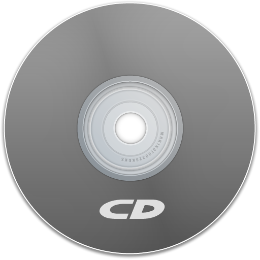 Cd png images. Gray icon extreme media