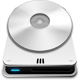 Cd drive png. Rom icon reality icons