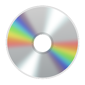 Cd transparent spinning. Playlist your browser does