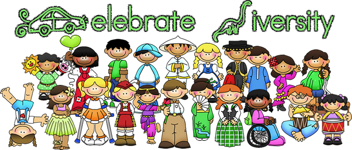 Celebrate clipart multicultural. Innovative teaching celebrating diversity