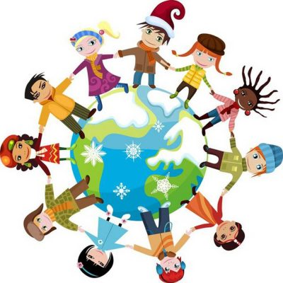 Celebrate clipart multicultural. Holiday celebration presented by
