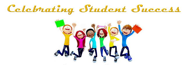 Celebrate clipart recognition. Student nomination form thom