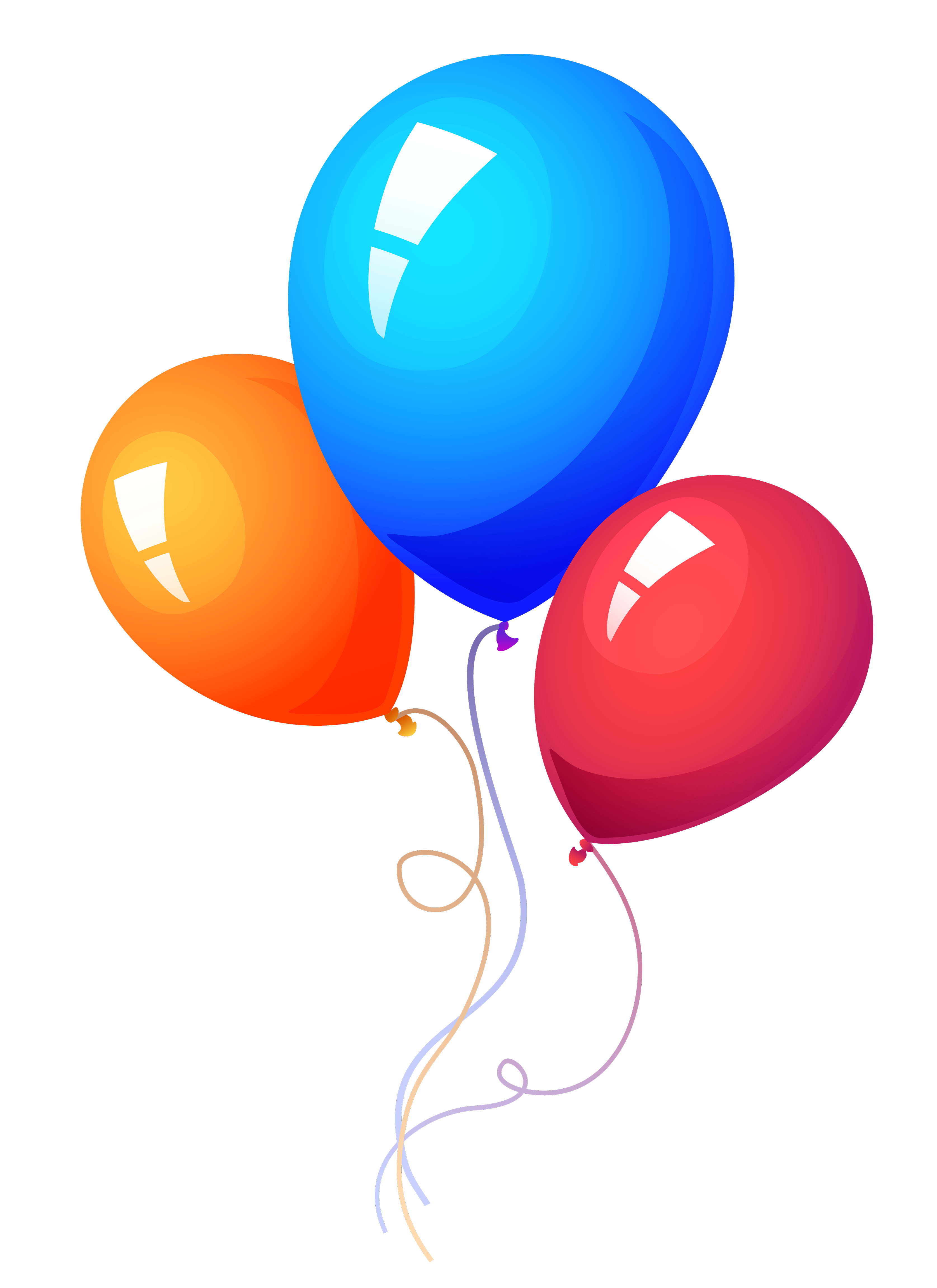 Celebration balloons png. Party balloon images image