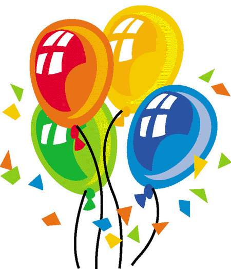 Animated clipart celebration. Free cliparts download clip