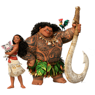Group celebration clipart transparent. Png moana jpg