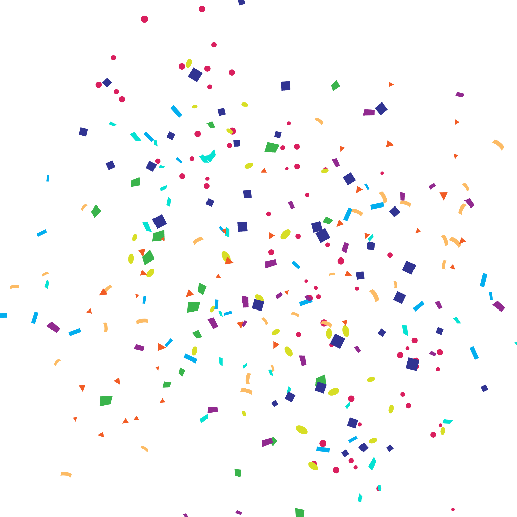 Celebration confetti png. Party parties celebrate effects