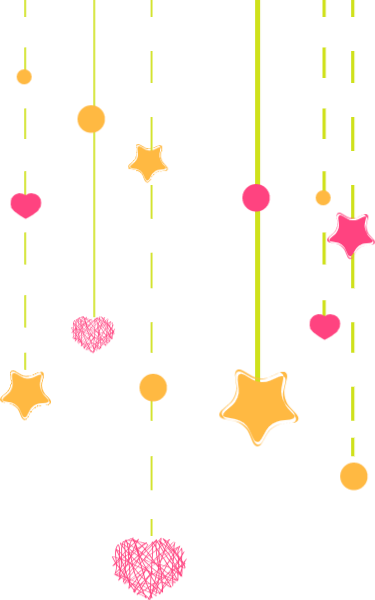 Celebration ribbon png. Free online party stars