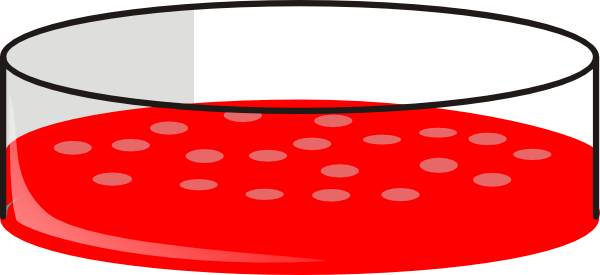 Cell clipart cell culture. Cho petri dish clip