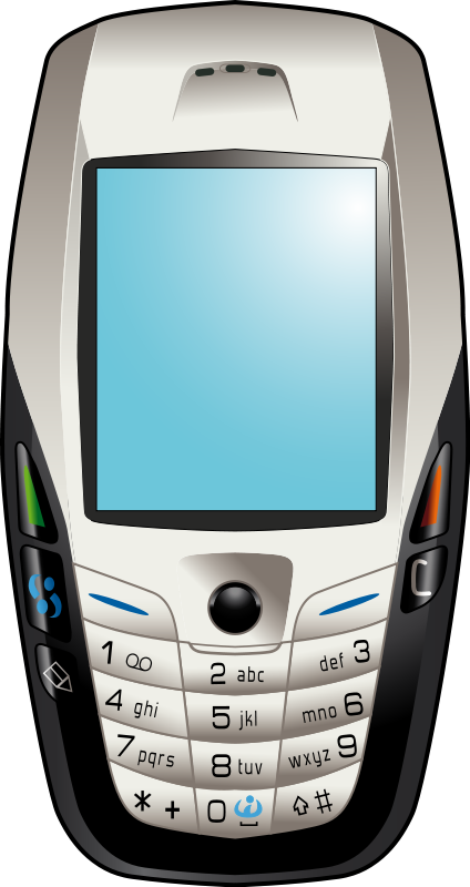 Cells clipart mobile phone. Free images of phones