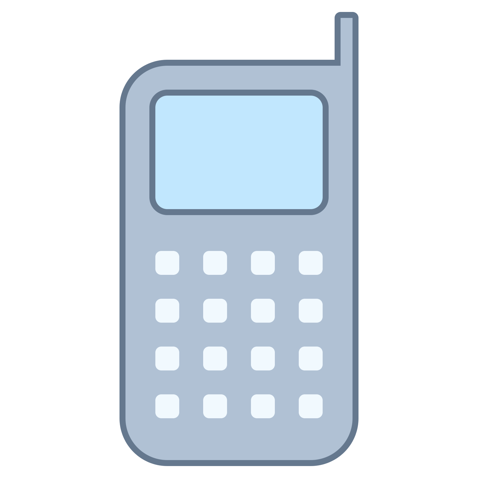 Cell phone vector png. Icon free download and