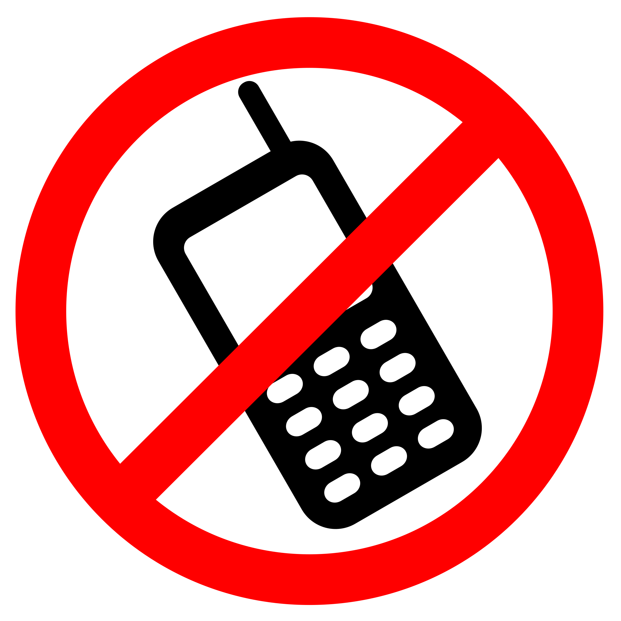 no cell phone png