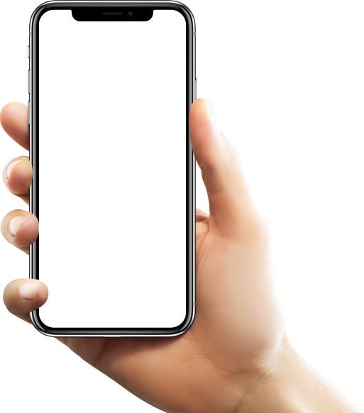 Cellphone in hand png. Phone image purepng free