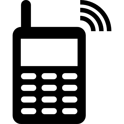 Cellphone logo png. Mobile image