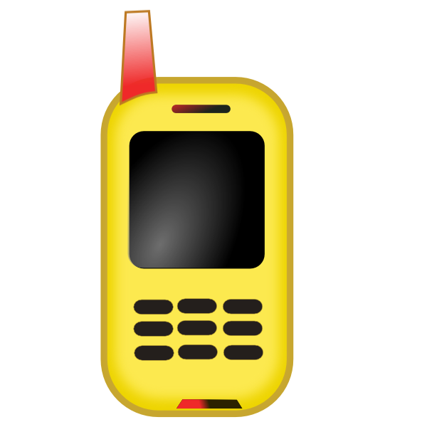 Cellphone png clipart. Toy mobile phone clip