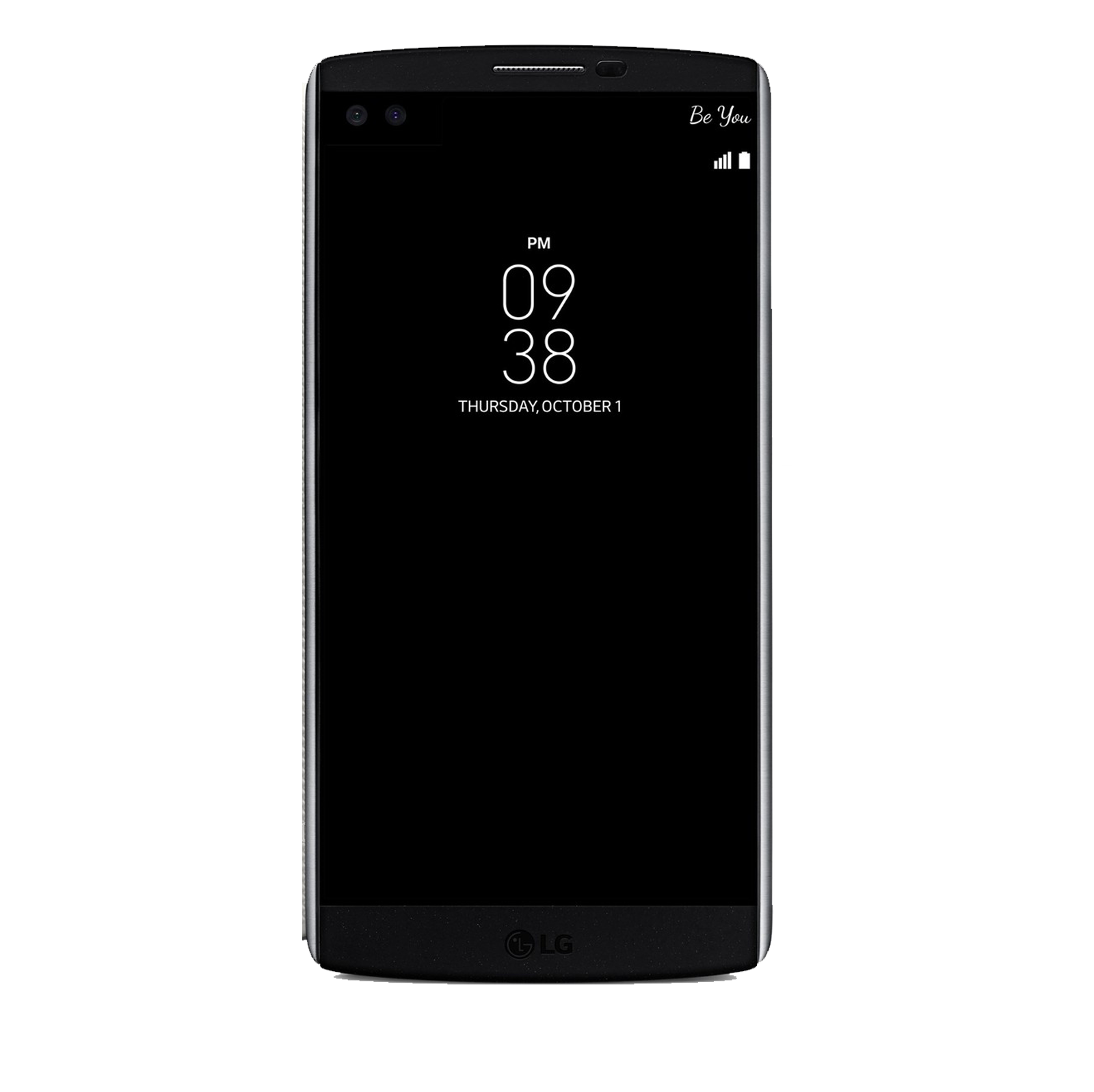 Cellphone transparent display. Lg v android central