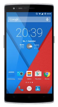 Mobile drawing handphone. Oneplus one wikipedia