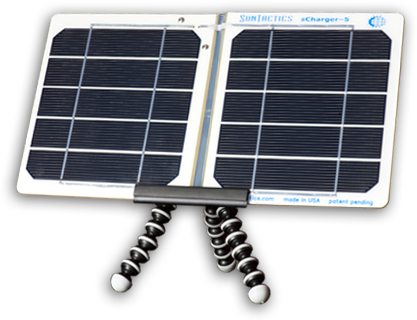 Cellphone transparent sel. Solar cell phone charger