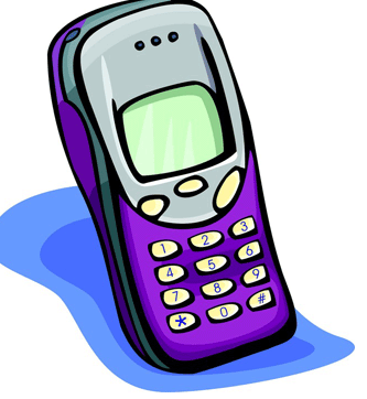 Cells clipart mobile phone. Lessons from the interphone