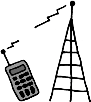 Communication clipart business communication. Cell panda free images