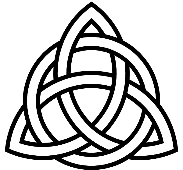 celtic love knot png