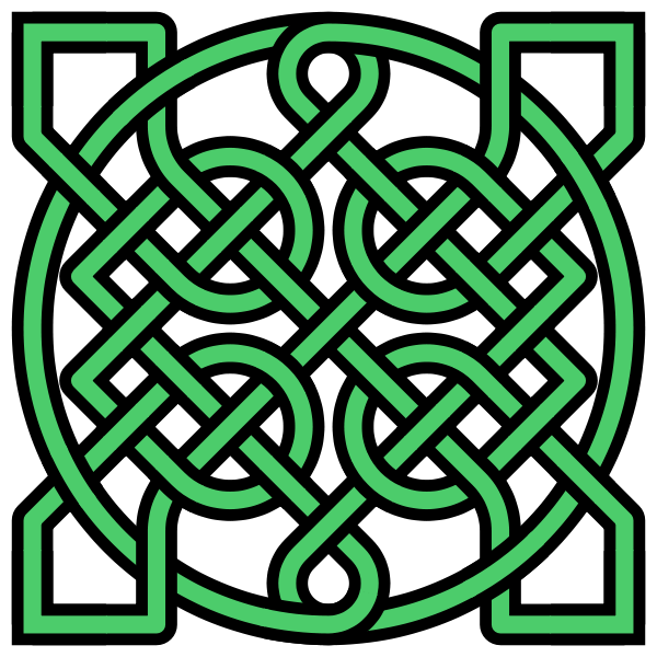 Celtic patterns png. A brief history of