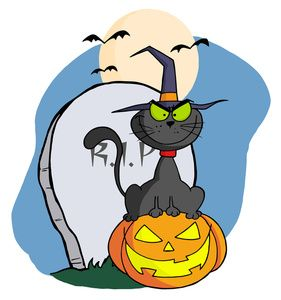 Cemetery clipart cartoon. Image drawing of a