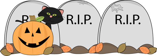 Cemetery vector cute. Collection of free hallowing