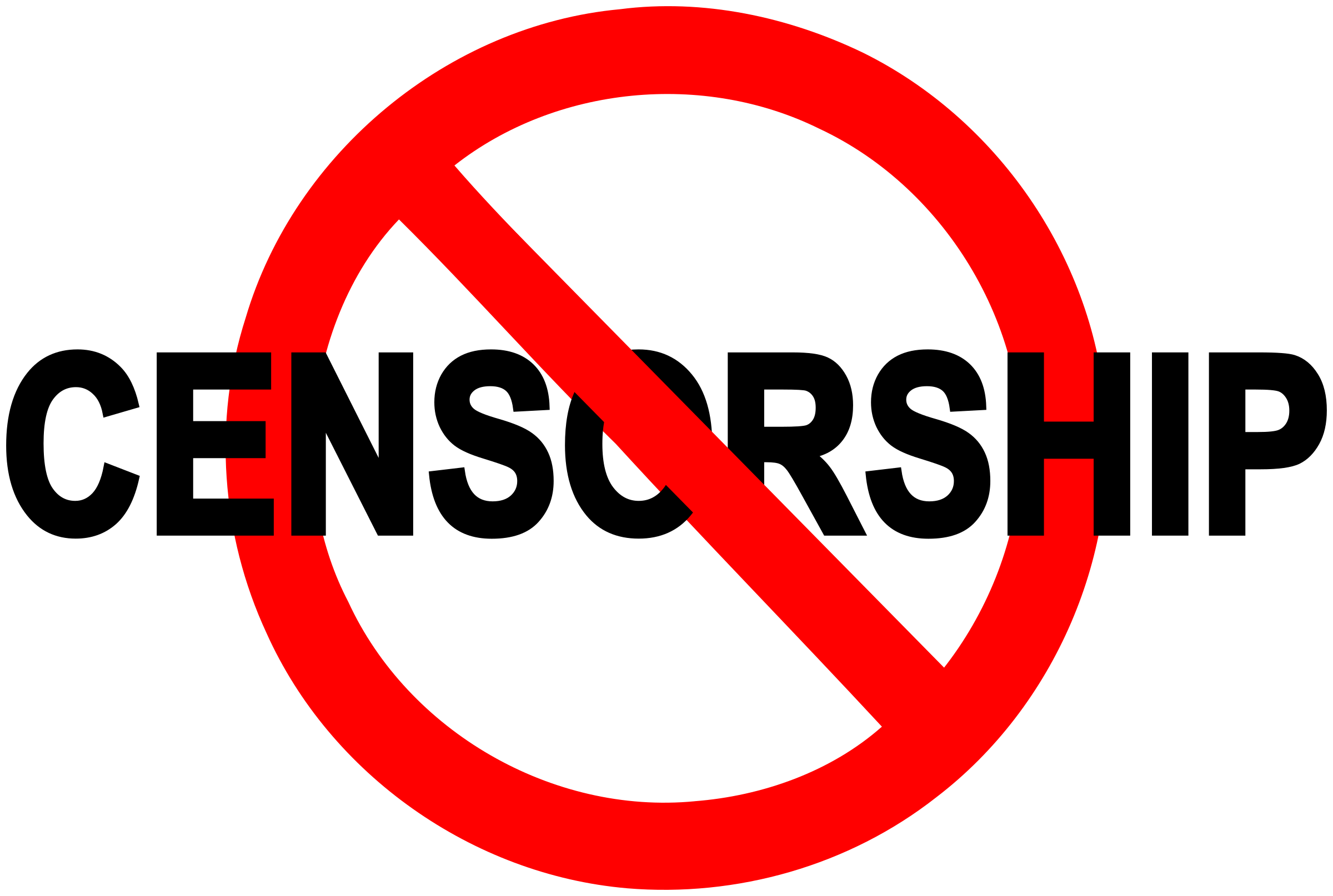 Censored sign png. Clipart no censorship big